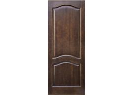 Дверь ДГ 7 Тёмный лак