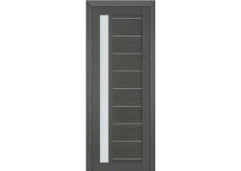 Дверь 37X Грей Мелинга Стекло Матовое
