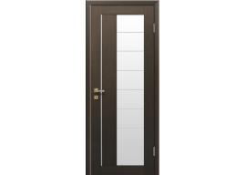 Дверь 47X Венге Мелинга Стекло Матовое