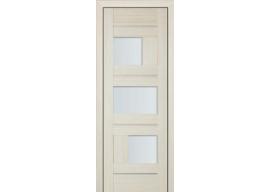 Дверь 39X ЭшВайт Мелинга Стекло Матовое