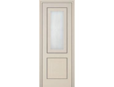 Дверь 28X ЭшВайт