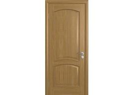 Дверь Капри-3 ДГ, Дуб натуральный