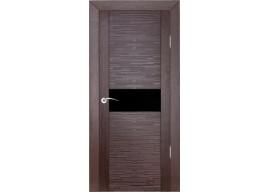 Дверь D2 Техно, Венге