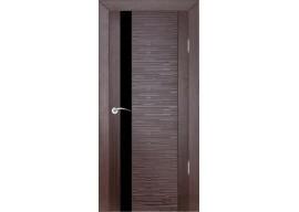 Дверь D4 Техно, Венге
