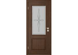 Дверь Шервуд 2 ДО, Каштан