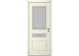 Дверь Вена ДО, Эмаль крем