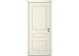 Дверь Вена ДГ, Эмаль крем