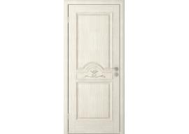 Дверь Люкс ДГ, Слоновая кость