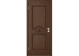 Дверь Люкс ДГ, Каштан