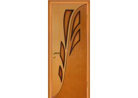 Дверь Орхидея ДГ дуб