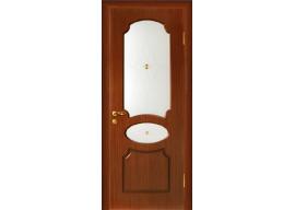Дверь Неаполь ДО орех