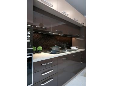 Кухня прямая 4 м