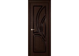 Дверь Греция ДГ мореный дуб