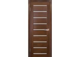 Дверь Мателюкс Модель №2 ЧО Ореховый