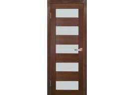 Дверь Мателюкс Модель №2 ДО Ореховый