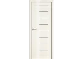 Дверь 17L Магнолия люкс графит