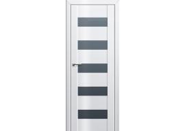 Дверь 29L Белый люкс графит