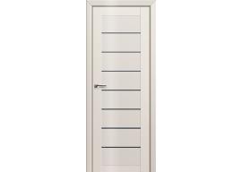 Дверь 71L Магнолия люкс графит