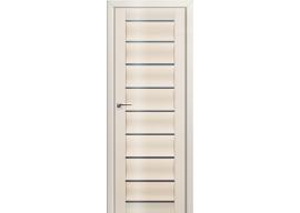 Дверь 76L Магнолия люкс графит