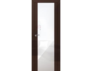 Дверь 8L Терра белый триплекс