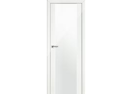 Дверь 8L Белый люкс белый триплекс