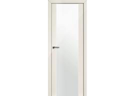 Дверь 8L Магнолия люкс белый триплекс