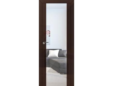 Дверь 8L Терра зеркальный триплекс