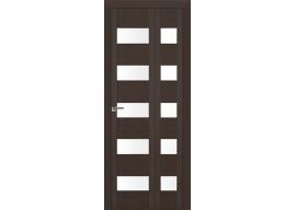 Дверь межкомнатная 29x складная, Венге мелинга