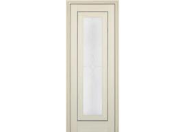 Дверь межкомнатная 24х ЭшВайт