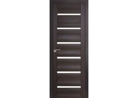 Дверь 57x Венге мелинга, чёрный лак