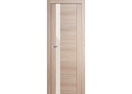 Дверь 62x Капучино мелинга, перламутровый лак