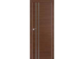 Дверь 19Z Малага Черри Кроскут, Шампань