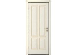 Дверь Плимут ДГ, Эмаль крем