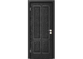 Дверь Плимут ДГ, Эмаль черная