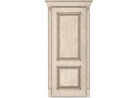Дверь Валенсия ДГ, Эмаль ваниль